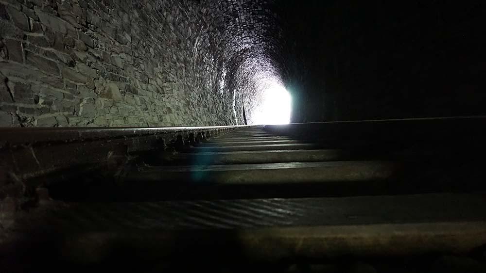 Abenteuer Tunnel