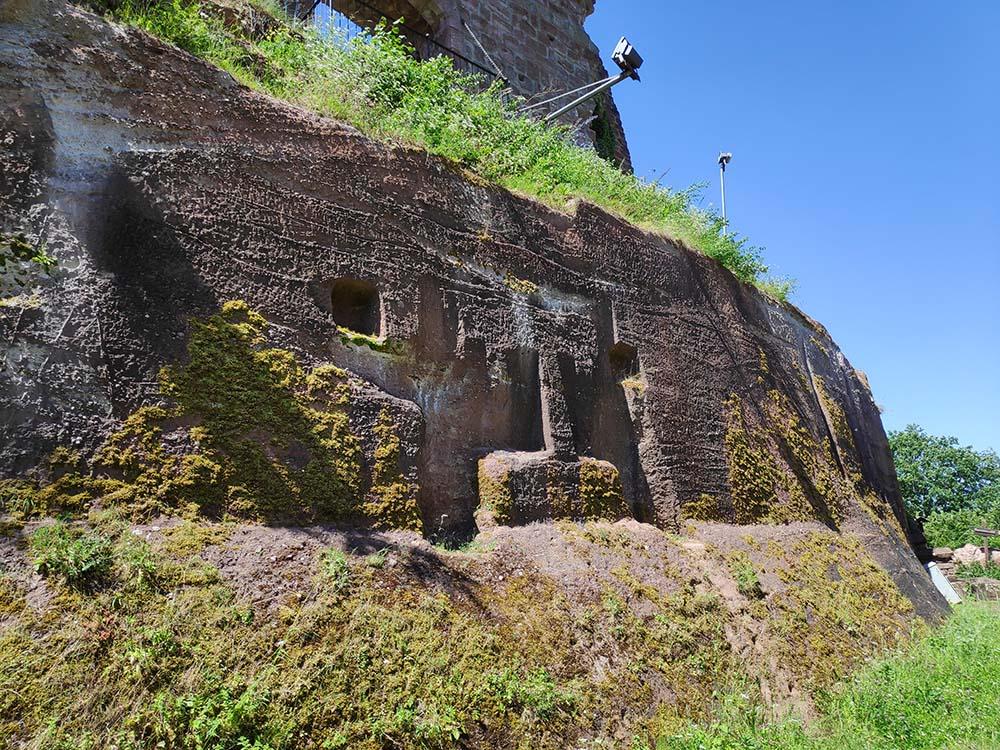 Burggraben Freudenburg