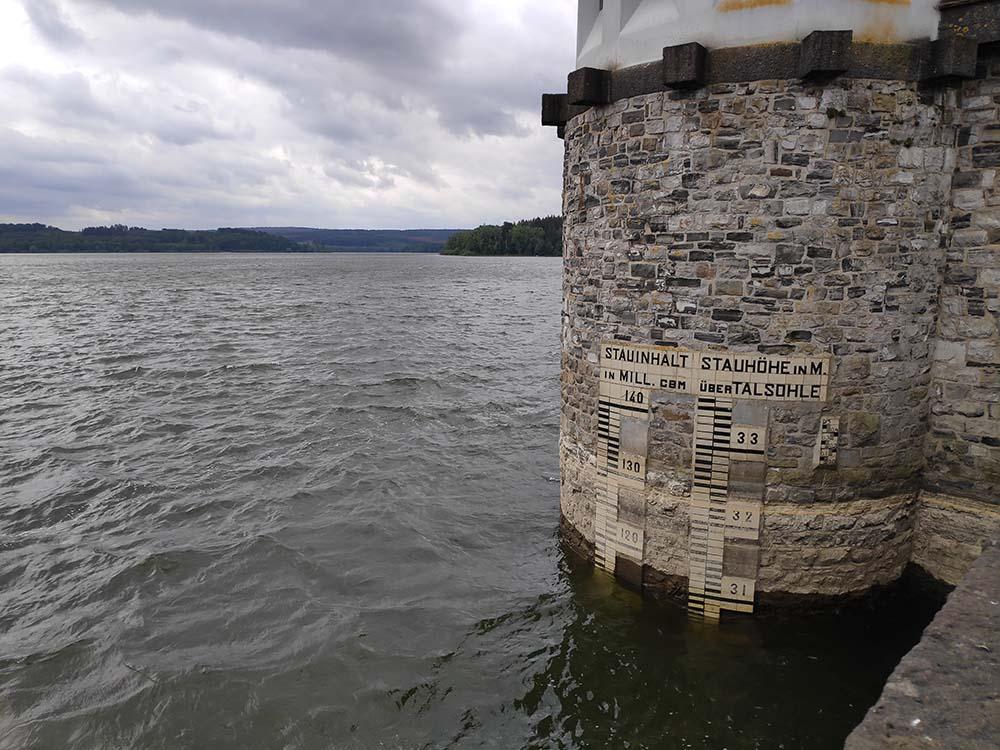 Wasserstandsanzeiger