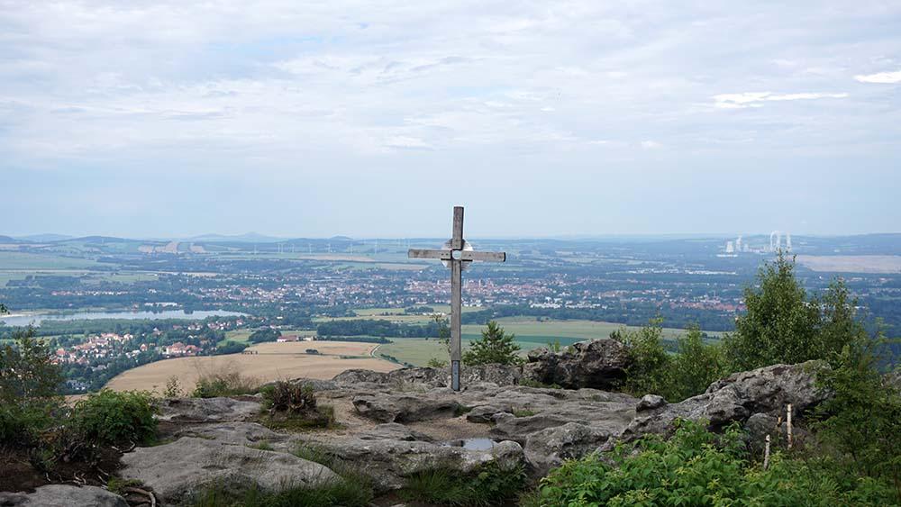 Gipfelkreuz Töpfer