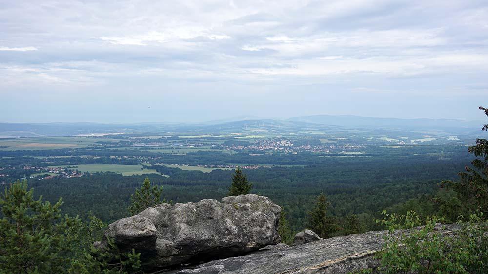 Berg in Stadtbesitz