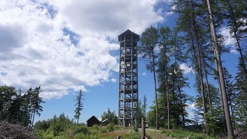 Weifbergturm auf dem Weifberg