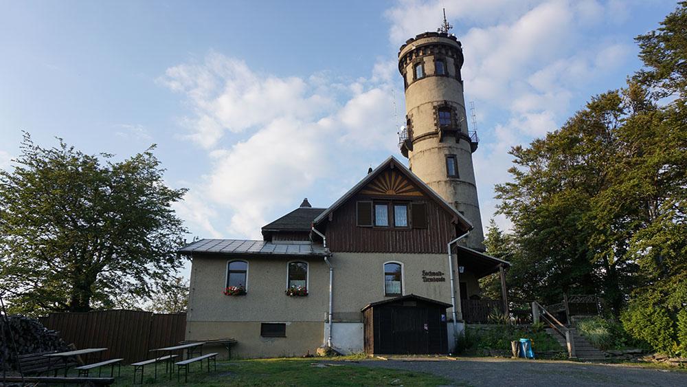 Verpflegungsort Hochwald-Turmbaude