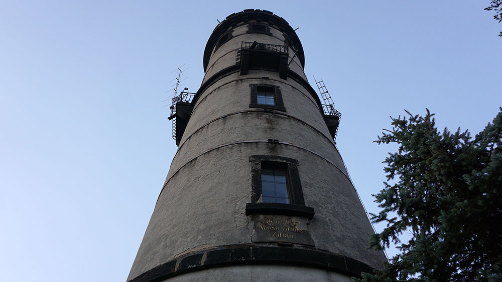 Turm auf dem Hochwald