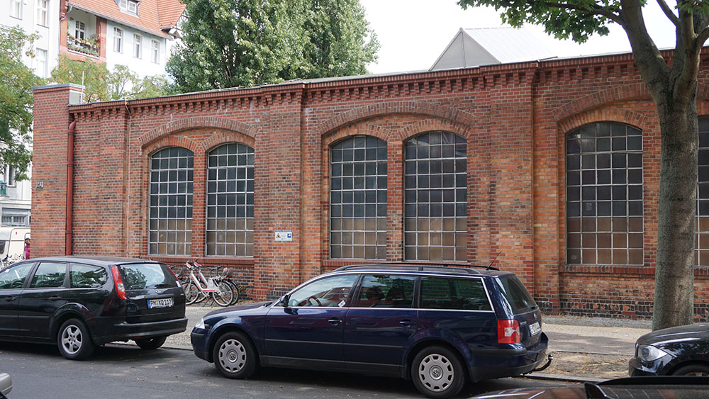 Altes Gebäude - neue Funktion?