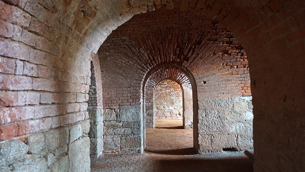 Unvollständiges Fort