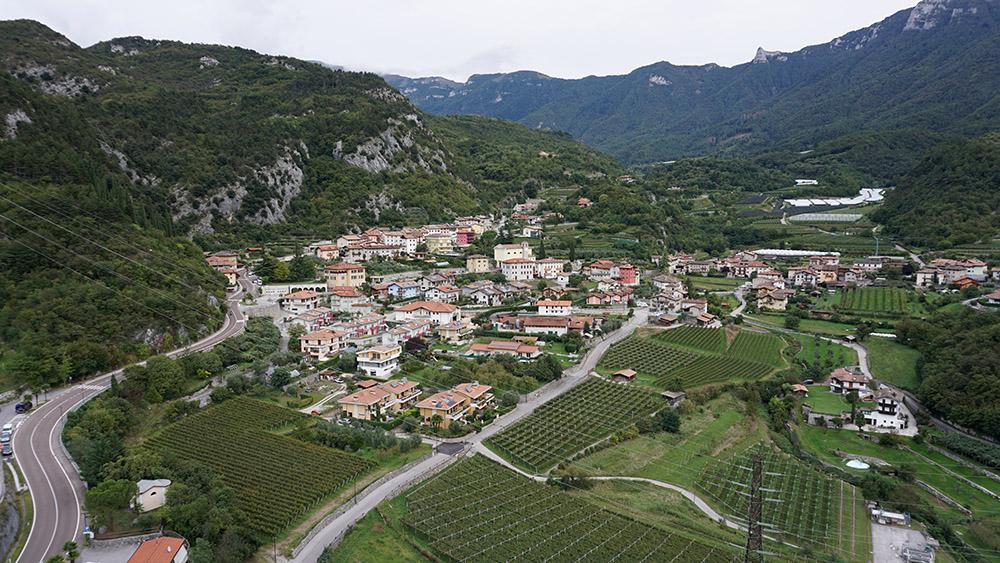 Ortschaft Drena