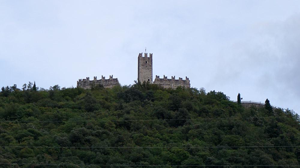 Turm der Burg