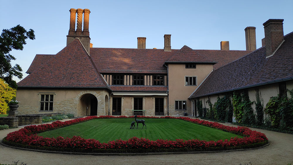 Schloss und Museum